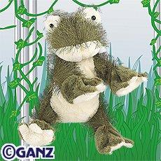 Webkinz Frog ~ Brand New, Sealed Tag, Unused Code!