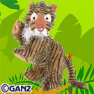 Webkinz Tiger ~ Brand New, Sealed Tag, Unused Code!