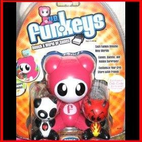 UB U.B. Funkeys Exclusive Pink Starter Kit with Lotus & Deuce ~ Brand New, Factory Sealed!