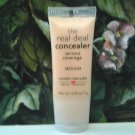 Laura Geller Real Deal CONCEALER MINI ~ MEDIUM  ~ .25oz ~ Serious Coverage