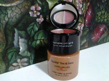 Laura Geller Spackle Tint & Glow ~ BRONZE + Highlighters~ Under Make-Up Primer