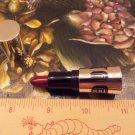 BUXOM Full Bodied Lipstick ~ MENACE ~ (rich wine) .04 oz Deluxe Travel Size