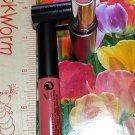 Cargo Essential Lip Color Lipstick ~ DUBAI ~ + Lipgloss ~ ARUBA ~ Full Size