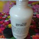Philosophy ~ LIVING GRACE ~ Firming Body Emulsion Lotion 6 oz / 180 ml Travel Size