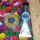LOccitane  ~ Travel Size Duo~ 100% Shea Butter Tin + Ultra Moisturizing Care SPF15 8% Shea Butter