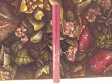 Stila Smudge Crayon Waterproof Eye Primer + Shadow + Liner ~ PINK VIOLET ~  .04 oz Full Size