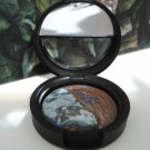 Laura Geller Baked Marble Eye Shadow Duo ~ BLUE ICING / COFFEE CAKE ~ Full Size