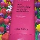 Breathe ROMANCE Sensuous Amber Myrrh In-Shower Moisturizer Full Size Bath Body Works