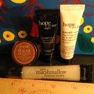 Lot 4 Items ~ Fresh Sugar Lip Polish + Philosophy Lip Shine + Hope In A Jar ~ ORIGINAL+ NIGHT
