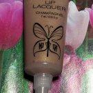 Napoleon Perdis Lip Lacquer Lipgloss ~ CHAMPAGNE ~  7 ml / .24 oz Full Size