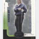 JOHN DALY 2001 Upper Deck e-Card UNSCRATCHED