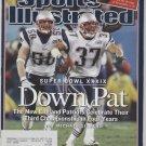 2005 Sports Illustrated NE PATRIOTS Super Bowl cover