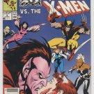 Marvel comics: Mephisto vs. The X-Men #3 June 1987