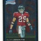 ALAN ZEMAITIS 2006 Bowman Chrome #32 Penn State
