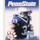 AUSTIN SCOTT 2007 Penn State Second Mile BROWNS
