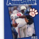 MICHAEL HAYNES 2002 Penn State College card PRE-ROOKIE Bears