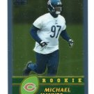 MICHAEL HAYNES 2003 Topps Chrome #168 ROOKIE Penn State BEARS