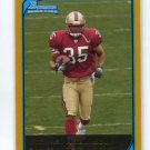MICHAEL ROBINSON 2006 Bowman Bronze SP #153 ROOKIE Penn State 49ers