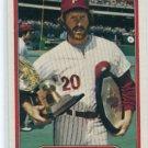 MIKE SCHMIDT 1981 Fleer #637 PHILLIES