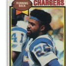 LYDELL MITCHELL 1979 Topps #270 SD Chargers PENN STATE