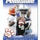 JOSH GAINES 2007 Penn State Second Mile EAGLES