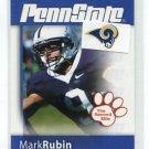 MARK RUBIN 2008 Penn State Second Mile RAMS