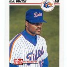 D.J. DOZIER 1992 Skybox AAA #250 Tidewater Tides PENN STATE