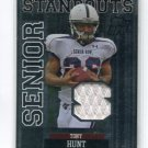 TONY HUNT 2007 Topps DP&P FOIL #d/75 ROOKIE JERSEY Penn State EAGLES
