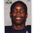 RONNIE AKINS 2009 Big 33 Pennsylvania High School card VILLANOVA