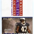 JOSH GAINES 2008 Penn State Football Schedule FULL SIZE