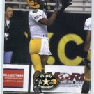 SHAQUELLE EVANS 2009 Razor Army All-American Bowl #31 NOTRE DAME FIGHTIN IRISH UCLA Bruins WR