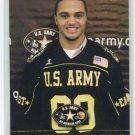 DONAVAN TATE 2009 Razor Army All-American Bowl #9 NORTH CAOLINA Tarheels PADRES
