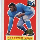 ROOSEVELT ROSEY GRIER 2001 Topps Archives 1956 RC Reprint PENN STATE