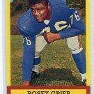 ROOSEVELT ROSEY GRIER 2001 Topps Archives 1963 Reprint PENN STATE