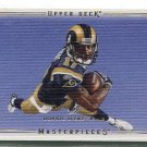 DONNIE AVERY 2008 UD Masterpieces ROOKIE Rams