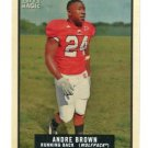 ANDRE BROWN 2009 Topps Magic ROOKIE #184 NY Giants NC State