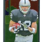 DARRIUS HEYWARD-BEY 2009 Topps Chrome Chicle Art Work INSERT ROOKIE Raiders