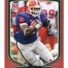 JAMES DAVIS 2009 Bowman ORANGE SP #171 ROOKIE Clemson BROWNS