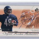 ERIC McCOO 2002 SP Authentic AUTO #d/1150 PENN STATE Eagles ROOKIE