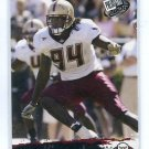 MATHIAS KIWANUKA 2006 Press Pass ROOKIE Boston College NY GIANTS