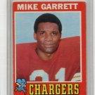 MIKE GARRETT 1971 Topps #119 KC Chiefs USC Trojans 1965 HEISMAN WINNER