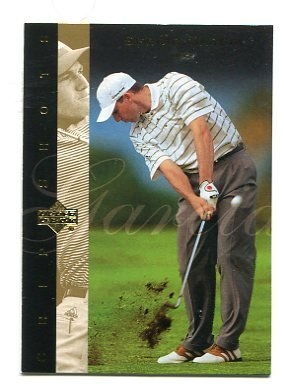 SERGIO GARCIA 2003 Upper Deck UD Chip Shots #101 PGA
