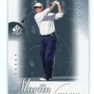 CASEY MARTIN 2001 SP Authentic ROOKIE #59 PGA #d/2999
