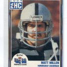 MATT MILLEN 2004 Big 33 Pennsylvania PA High School Chairman PENN STATE Nittany Lions RAIDERS