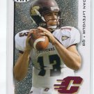 DAN leFEVOUR 2010 Sage Hit SILVER SP #31 ROOKIE Central Michigan BENGALS QB