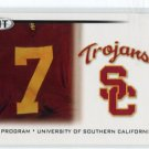 MATT BARKLEY 2010 Sage Hit #48 THE PROGRAM * USC Trojans EAGLES QB