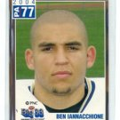 BEN IANNACCHIONE 2004 Big 33 Pennsylvania High School card WEST VIRGINIA Mountaineers