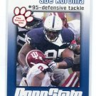 ABE KOROMA 2009 Penn State Second Mile College card DT