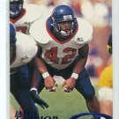 JAMES FARRIOR 1997 Press Pass BLUE TORQUER #38 ROOKIE Steelers VIRGINIA Cavaliers