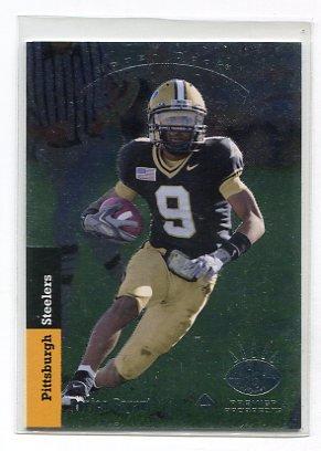 DORIAN BRYANT 2008 SP Rookie Edition #156 ROOKIE Steelers PURDUE Boilermakers